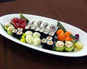 てまり-巻寿司