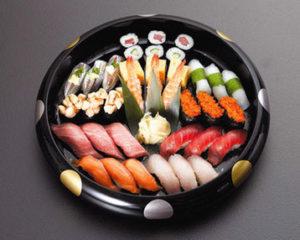 にぎり寿司-3人盛
