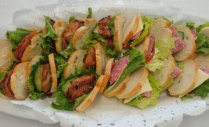 バインミー(ベトナム風サンドイッチ)
